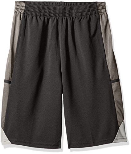 NBA Youth 8-20 Miami Heat Tip Off Short-Black-S(8)