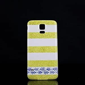 SHOUJIKE Samsung S5 I9600 compatible Graphic/Special Design Plastic Back Cover