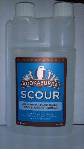 (Kookaburra Scour Fleece Degreaser, 16 oz)