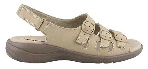 CLARKS Women's, Saylie Quartz Sandals Sand 6.5 M