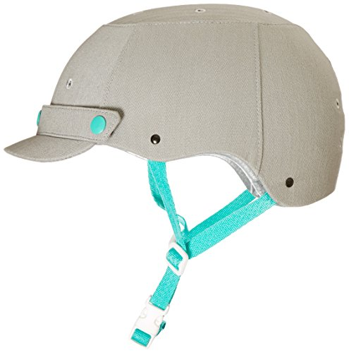 Bell Women's Moda Fabric Helmet, Gray