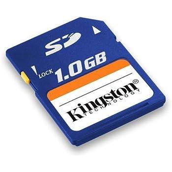 Amazon.com: Kingston 1 GB Secure Digital tarjeta de memoria ...