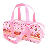 Time kids paint set Sakura Color crush Suites sweets rated on style (pink) made in Japan N2110010 (japan import)