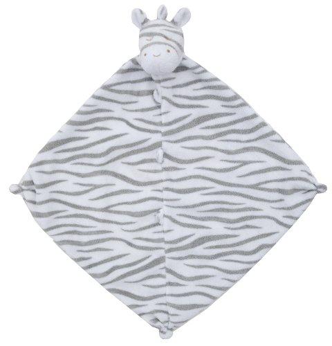 Angel Dear Blankie, Grey Zebra ()
