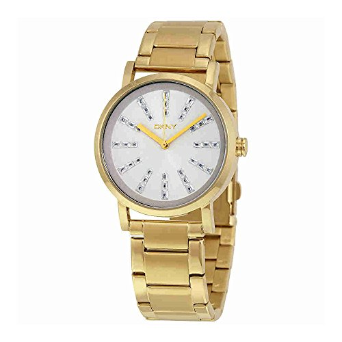 DKNY Women's NY2417 SOHO Gold-Tone Watch
