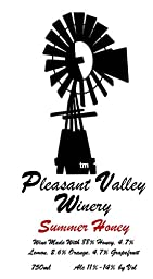 2011 Pleasant Valley Summer Mead 750 mL