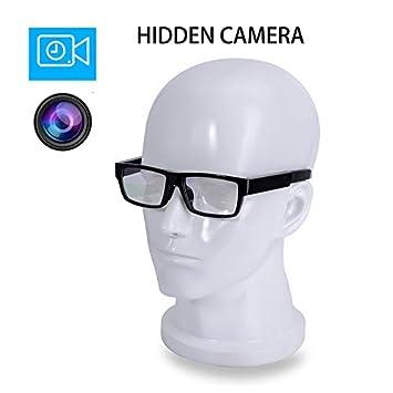 ViView g20h.2018 Gafas de vídeo de la cámara Completamente Oculta HD 1920x1080p Negro Medio: Amazon.es: Electrónica