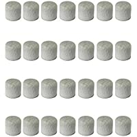 28 Generic Charcoal Replacement Water Filters for Farberware Coffee Maker Part 103743-F
