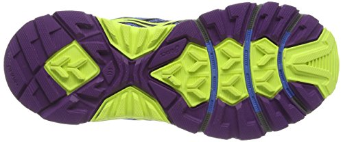 Flash 3 3907 Gel Powder Sportive Asics Purple Scarpe Blue Fujitrabuco Donna Yellow f4qPwRW81