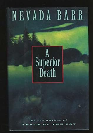 book cover of A Superior Death