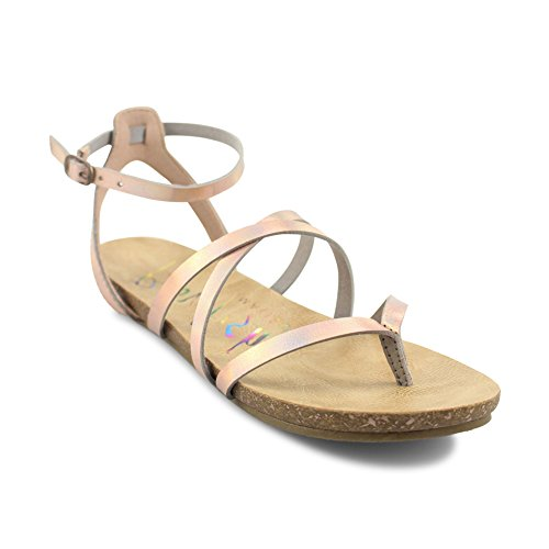 Blowfish Galaway Solar Pisa Womens Strappy Sandal Size 6.5M