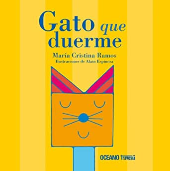 Amazon.com: Gato que duerme (Palabras para jugar) (Spanish