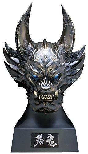 ジャアク ヘッドモデル 「牙狼<GARO>」 牙狼<GARO>プロップシリーズ 1/1 ソフトビニール製塗装済み完成品