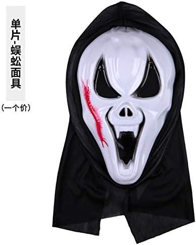 Máscara de mueca de Halloween Vampiro Masculino Cara Completa ...