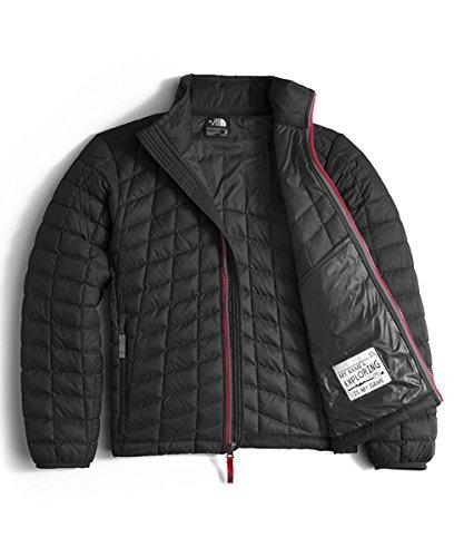 Tnf Full Rosso Thermoball Face Ragazzo Zip Tnf The Jacket Del North Nero 7A8qWnXf