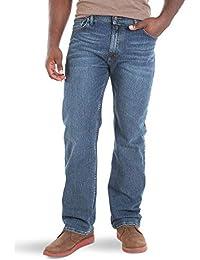 Men's Regular Fit Comfort Flex Waist Jean