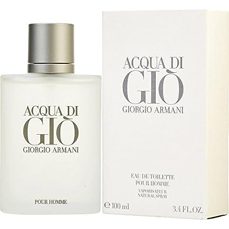 Giorgio Armani Acqua Di Gio Eau De Toilette Spray for Men, 1.7 Ounce 6074C