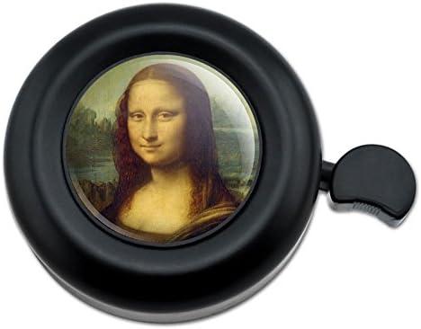 Mona Lisa de pintura por Leonardo da Vinci para bicicleta manillar ...