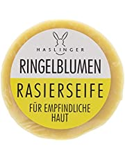 HASLINGER Ringelbloemen scheerzeep, 60 g