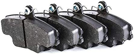 Scheibenbremse 4-teilig TRW GDB400 Bremsbelagsatz