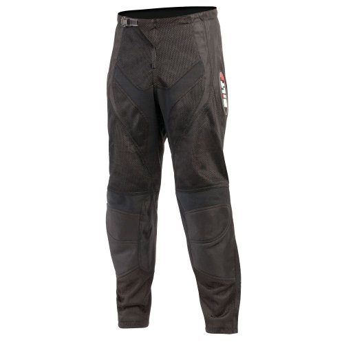 BILT Free Flow Vented Off-Road Motorcycle Pants - 42, Black