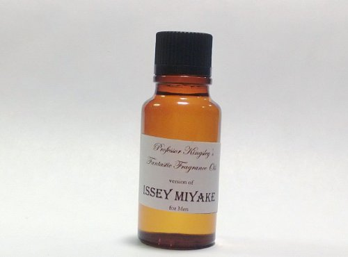Professor Kingsley's Impression of Issey Miyake for Men. Concentrated Fragrance Oil. (1/2 oz Concentrated Splash)