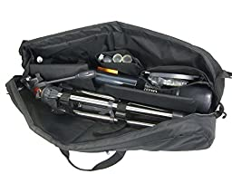 Telescope Portable Case for Celestron AstroMaster 70AZ - 21061, 90AZ, 70EQ Refractor, PowerSeeker 80EQ