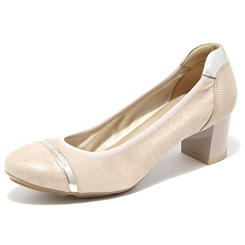 scarpa Oro women decollete donna 7054F FASCETTA Cipria HOGAN 228 H shoes vCXqC