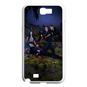 Vampire Diaries ROCK5035438 Phone Back Case Customized Art Print Design Hard Shell Protection Samsung Galaxy Note 2 N7100