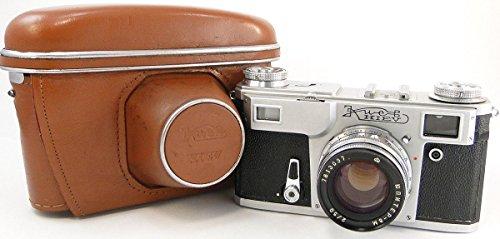 KIEV-4A 4 Russian USSR 35mm Camera Jupiter-8m 50mm f/2 Lens