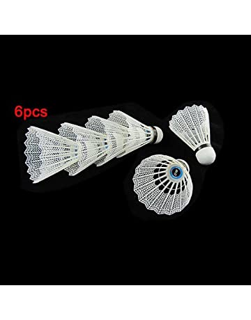 Nouveau carlton club T800 volants de badminton des navettes-moyen blanc rapide