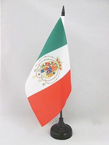 AZ FLAG Bandera de Mesa del Reino DE Las Dos SICILIAS 1860-1861 ...