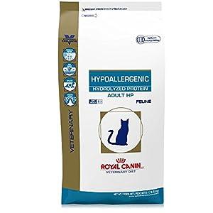 Amazon Com Royal Canin Feline Hypoallergenic Hydrolyzed Protein Adult Hp 7 7 Lb