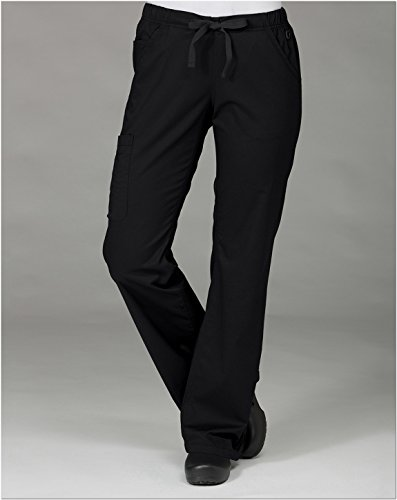 Blossom By Maevn Women's Straight Leg Cargo Scrub Pant Large (Straight Leg Uniform)