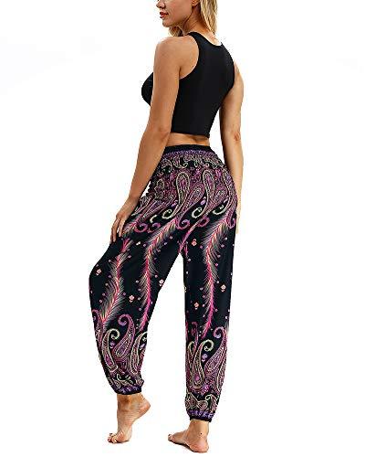 Sarouel Pantalon Décontracté Plage Aladdin De Loose Jogging Femmes Pour Boho Yoga 117qxrv