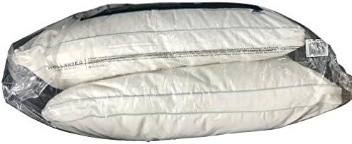 BeautyRest Black Luxurious Down Alternative Pillows 400 Thread Jumbo - 2 Pack
