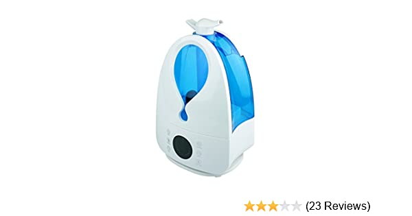 Amazon com: Apalus Ultrasonic Cool Mist Humidifier 1-Gallon