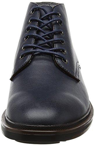 Navy Look Blue Boots New Smart Chukka Hiker Men's 0g4wqH