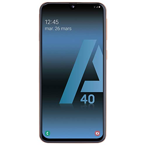 Samsung Galaxy A40 64GB Smartphone Coral – Other EU Version
