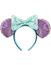 Disney Parks Ariel Ear Headband - The Little Mermaid 30th Anniversary