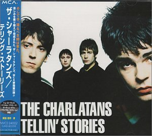 The Charlatans『Tellin' Stories』