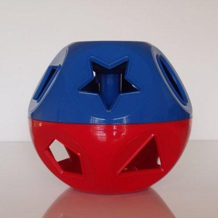 Tupperware Shape O Ball Toy]()