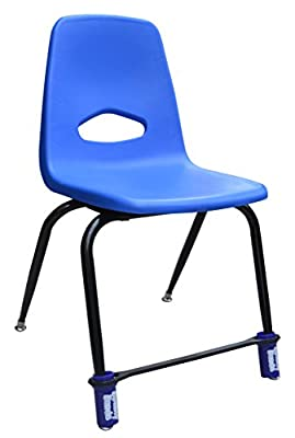 Bouncy Bands for Adult Chair (Blue support pipes)