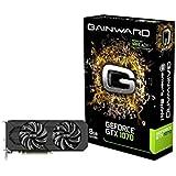 Gainward GTX1070 Scheda Grafica da 8 GB, VGA, Nero