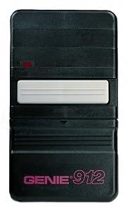 Genie Gt912 1bl 9 12 Switch Remote Controller Garage