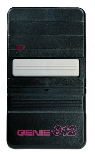Genie GT912-1BL 9/12 Switch Remote Controller