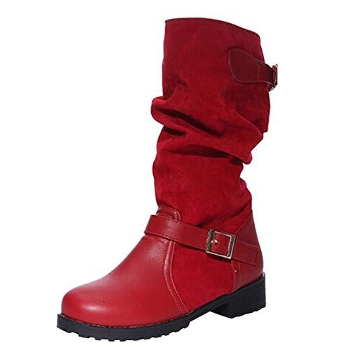 Imperméable Sexy Cuissardes Manadlian Bottes Haute Chaussures Taille Longue Marron Noir Mode Rouge Femme Bas Genou En 35 Bottines Cuir 43 Talon w1OxOPqCF