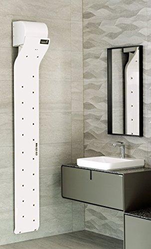 Bathroom body dryer