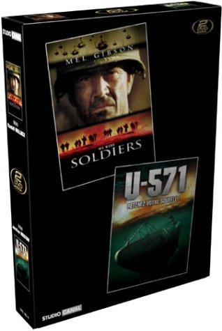 Coffret Guerre 2 DVD : U-571 / We Were Soldiers