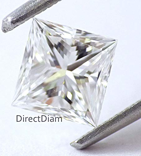 1.01 Carat IGL D95065843IL Certified Loose Princess Diamond Natural D VS1 Real Diamond 100% Natural